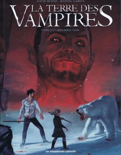 La Terre des Vampires Tome 3