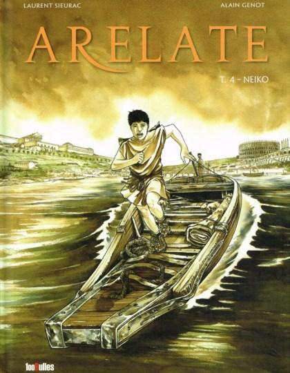 Arelate Tome 4 - CBR