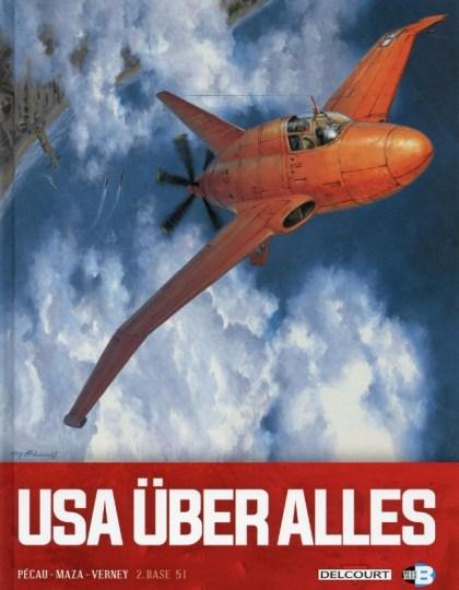 USA Uber Alles - 3 tomes
