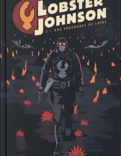 Lobster Johnson Tome 3