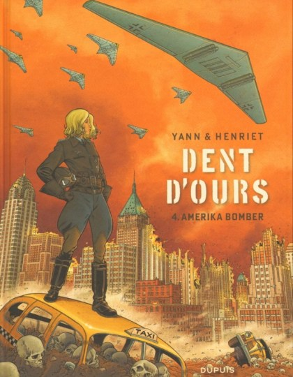 Dent d'ours (2016) - Tome 4