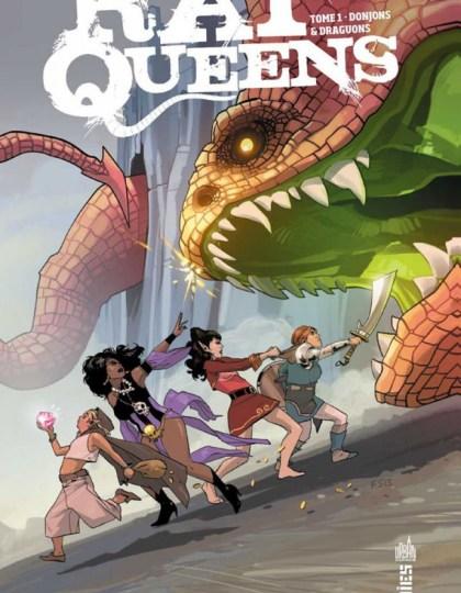 Rat Queens Tome 1