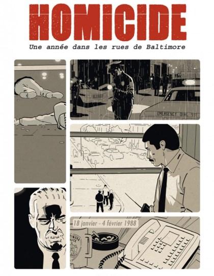 Homicide (2016) One shot