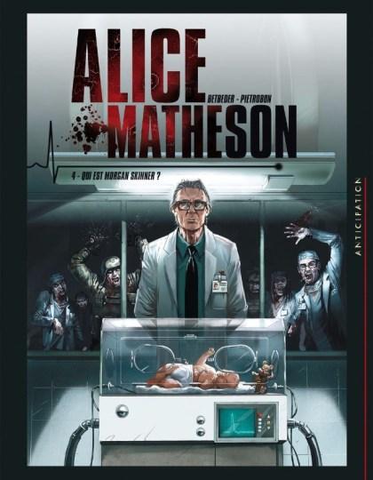 Alice Matheson - Tome 4