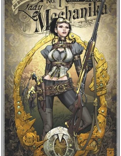 Lady Mechanika Tome 1