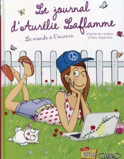 Le Journal d'Aurélie Laflamme tome 2