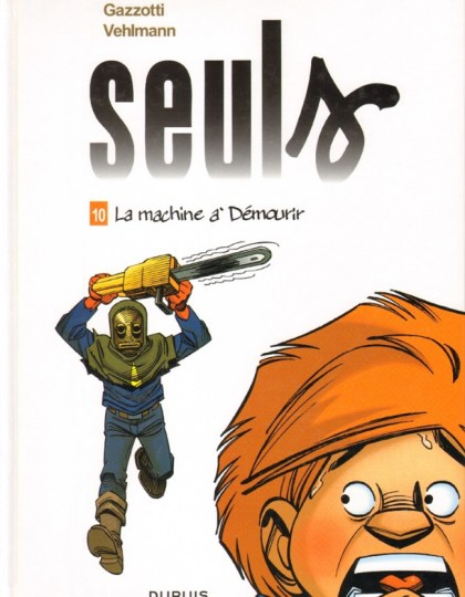 Seuls (2016) - Tome 10