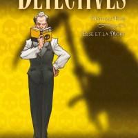 Détectives - Tome 7 - Nathan Else - Else et la mort : Herik Hanna & Sylvain Guinebaud