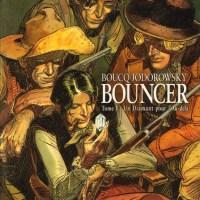 Bouncer - Tome 1 - Un diamant pour l'au-delà : Alejandro Jodorowsky et François Boucq
