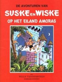 Image result for Suske en Wiske : Het eiland Amoras- Willy Vandersteen