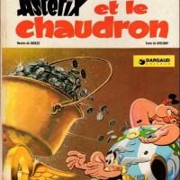 Astérix - Tome 13 - Astérix et le chaudron : René Goscinny & Albert Uderzo