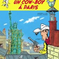 Les Aventures de Lucky Luke (d'après Morris) - Tome 8 - Un cow-boy à Paris : Jul et Achdé