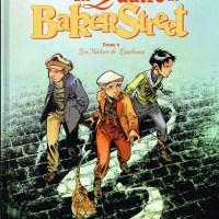 Les Quatre de Baker Street - Tome 8 - Les Maîtres de Limehouse : Jean-Blaise Djian, David Etien & Olivier Legrand