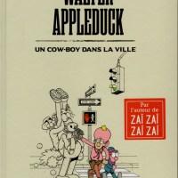 Walter Appleduck - Tome 2 - Un cow-boy dans la ville : Fabcaro et Fabrice Erre