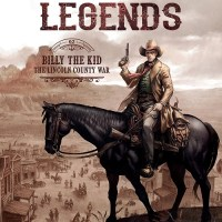 West legends - Tome 2 - Billy the Kid, the Lincoln County war : Christophe Bec, Emanuela Negrin & Lucio Leoni