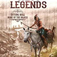 West legends - Tome 3 - Sitting Bull - Home of the braves : Olivier Peru et Luca Merli