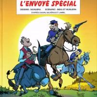Les tuniques bleues - Tome 65 - L'envoyé spécial : José-Luis Munuera et Béka