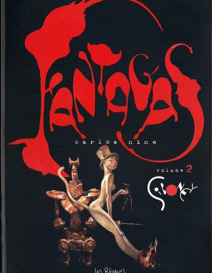 Fantagas - T02