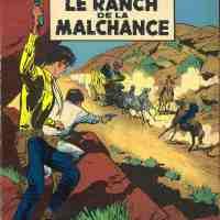 Jerry Spring - Tome 07 - Le ranch de la malchance : Jijé
