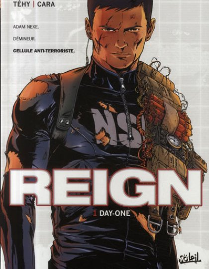 Reign - Tome 1