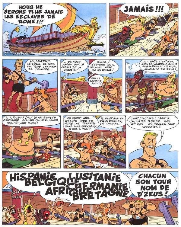 Asterix e la Galera di Obelix