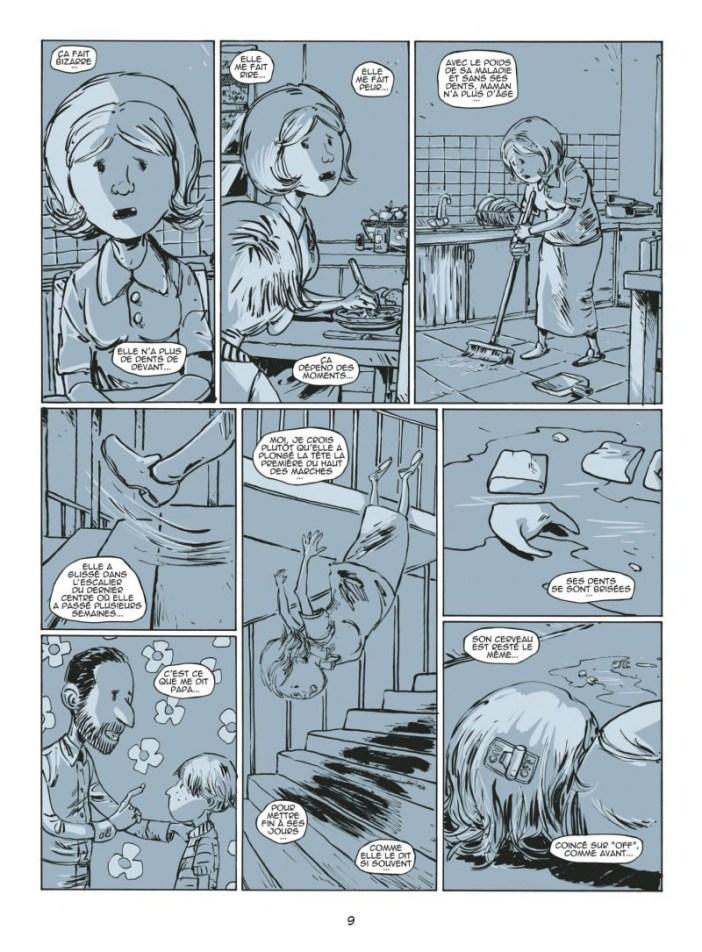 Le perroquet : la schizophrénie vue par un enfant de 8 ans