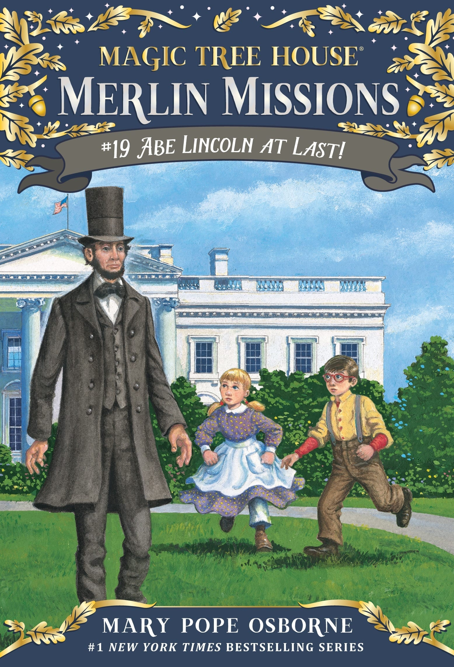 Abe Lincoln At Last Bedford Falls Book Fairs