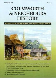 Colmworth & Neighbours History 1