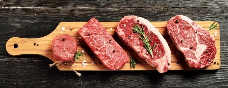 Il existe plusieurs types de viandes rouges et il faut savoir que leur fréquence de consommation et les côtés néfastes diffèrent beaucoup selon celui-ci.