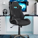 Alphason Silverstone Faux Leather Gaming Chair