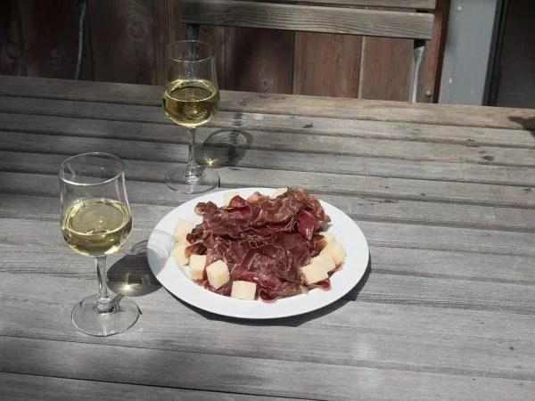 maridaje vino