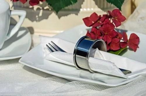 montaje de la mesa