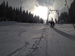 Wintersport winterberg