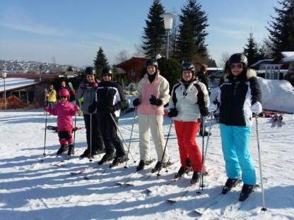 Weekend Wintersport