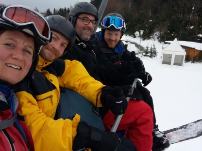 Wintersport dagarrangement – personeelsfeest in Winterberg