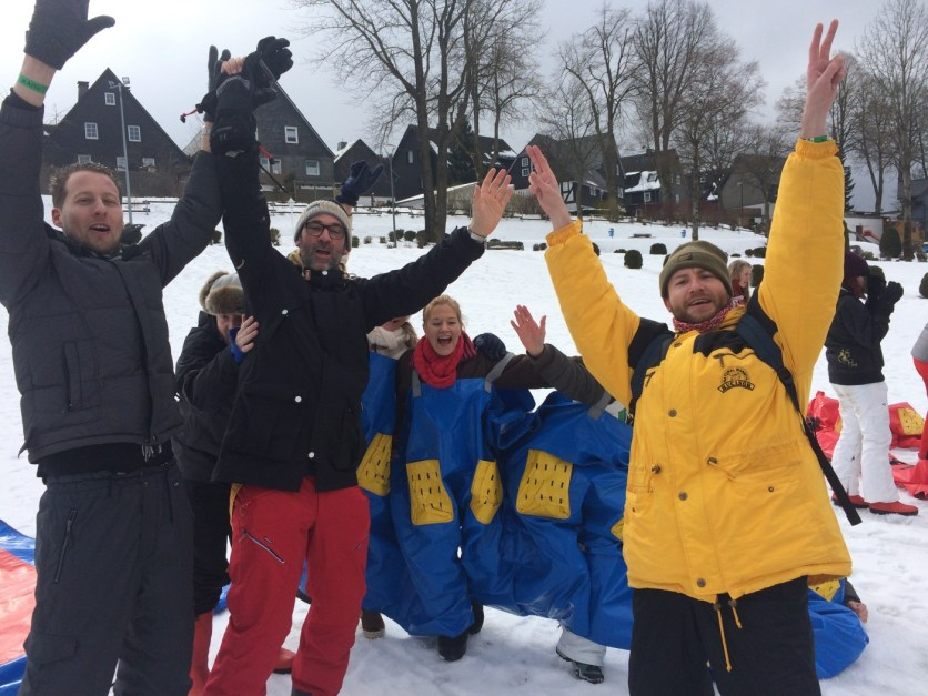 Bedrijfsfeest in Winterberg