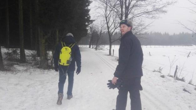 dagreis Winterberg met Expert in Actie