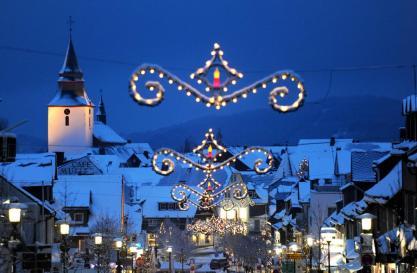 Kerst Winterberg