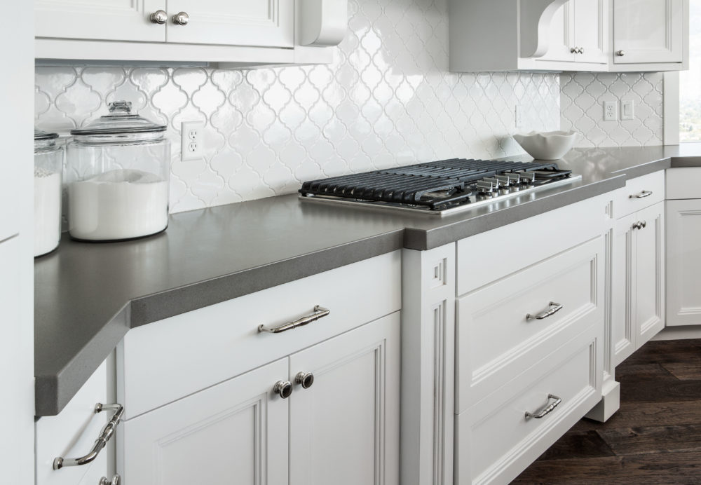 tile backsplash add a splash of color and character to your home