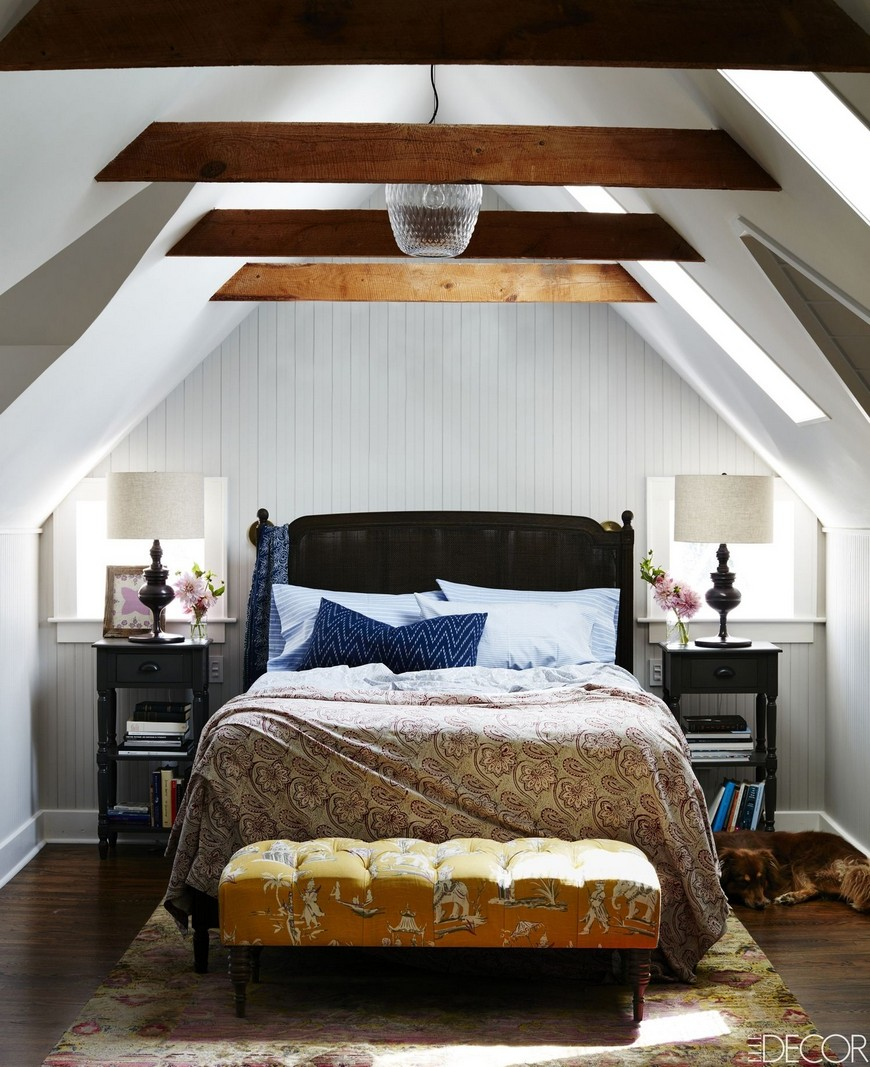 6 Bohemian Designs that Provide a Unique Bedroom Aesthetic ... on Room Decor Aesthetic id=23616
