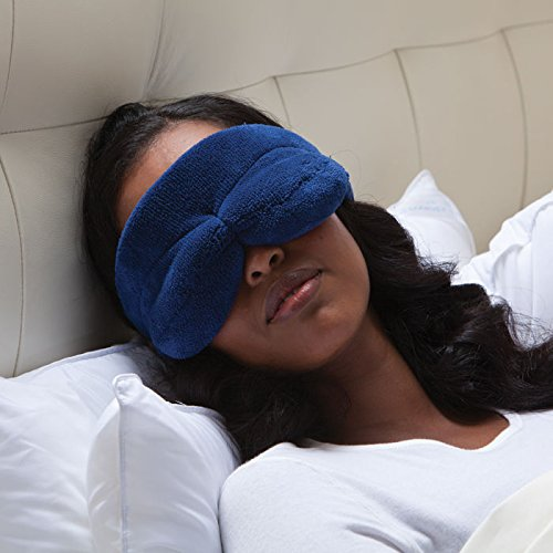 NapForm Eye Mask with BioSense Memory Foam