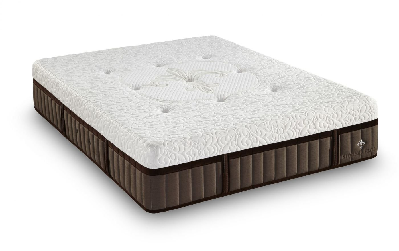 Stearns and Foster Lux Estate Hybrid Mattress
