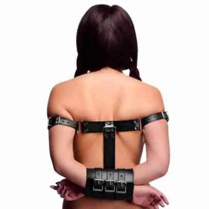 Strict Arm Binder Adjustable Restraint 1