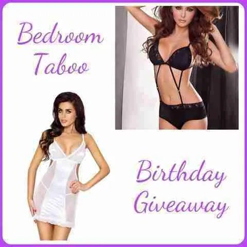 6th Birthday Giveaway Prize