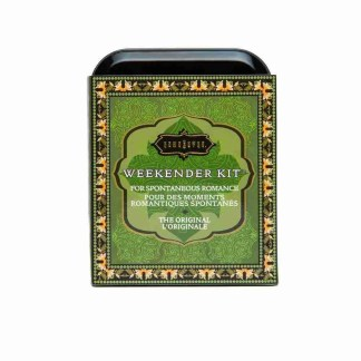 Kama Sutra Weekender Kit In A Tin The Original 1