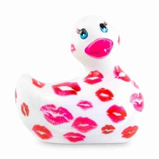 I Rub My Duckie Romance White And Pink 1