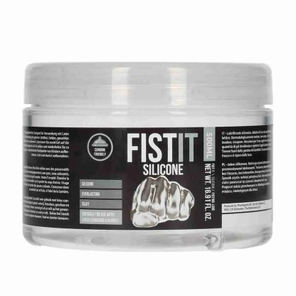 Fist It Silicone 500ml Lubricant