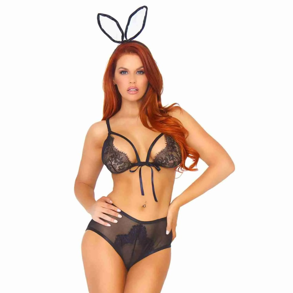 Leg Avenue Roleplay Bedroom Bunny UK 8-14 front