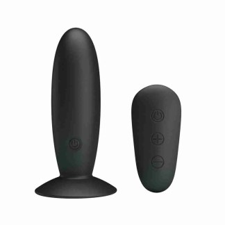 Mr Play Remote Control Vibrating Anal Plug 1