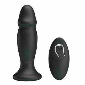Mr Play Powerful Vibrating Anal Plug 1